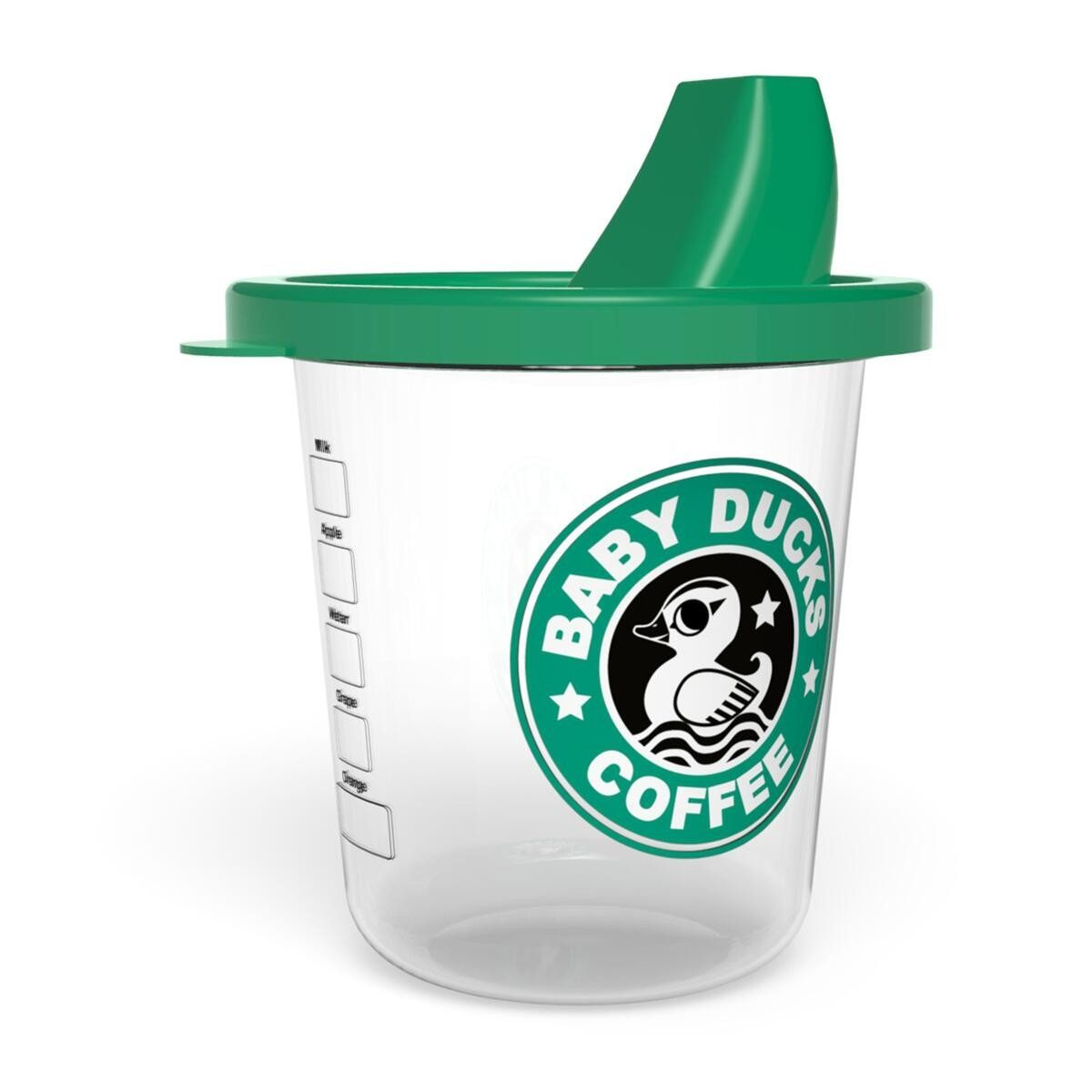 Baby Duck Sippy Cup babychino cup