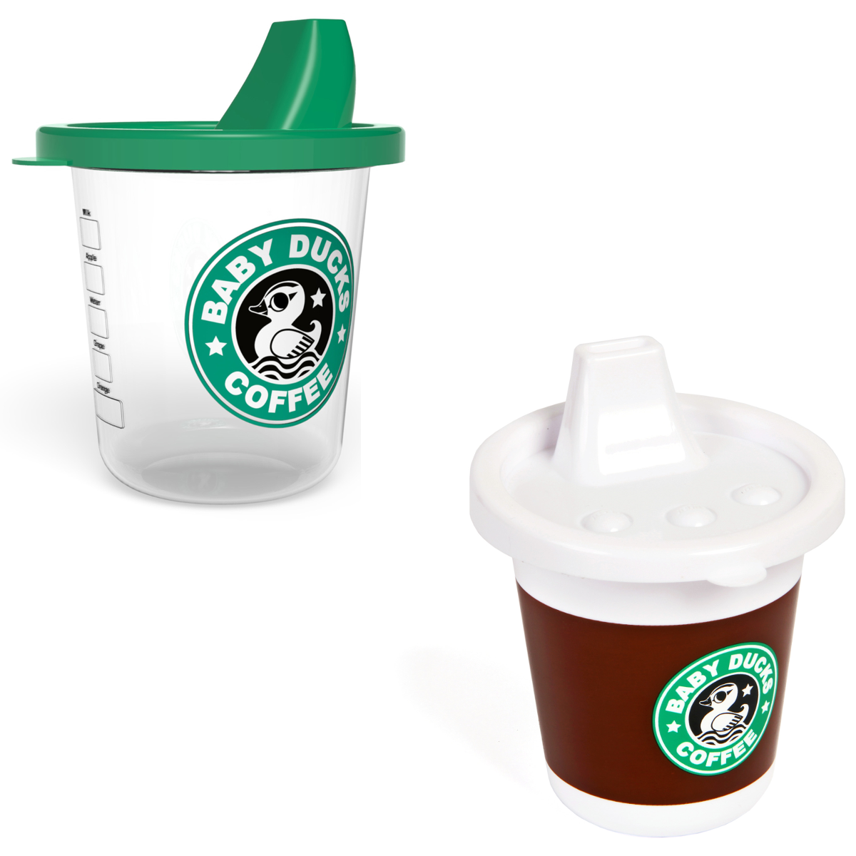 Baby Duck Sippy Cup