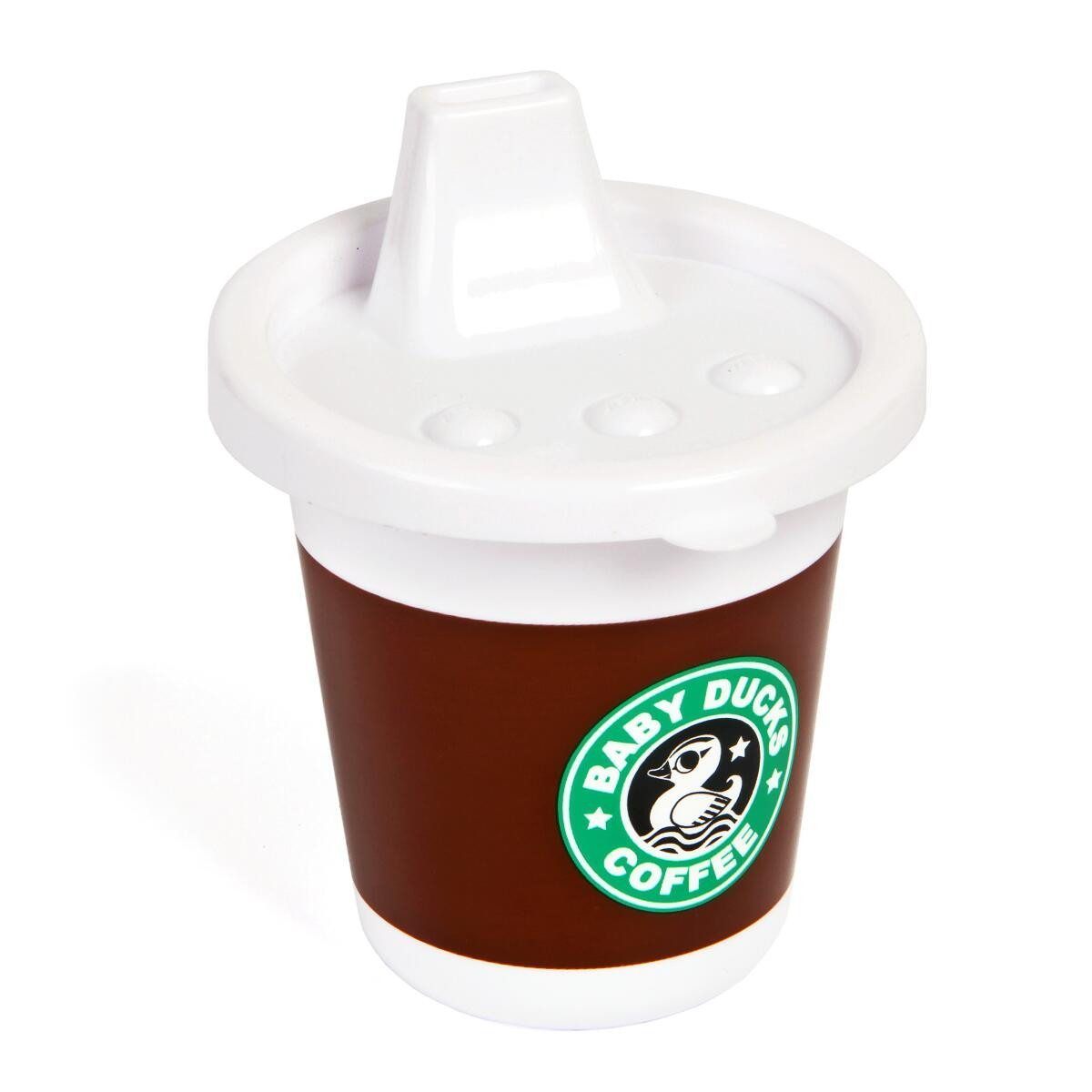 Baby Duck Sippy Cup rise shine cup