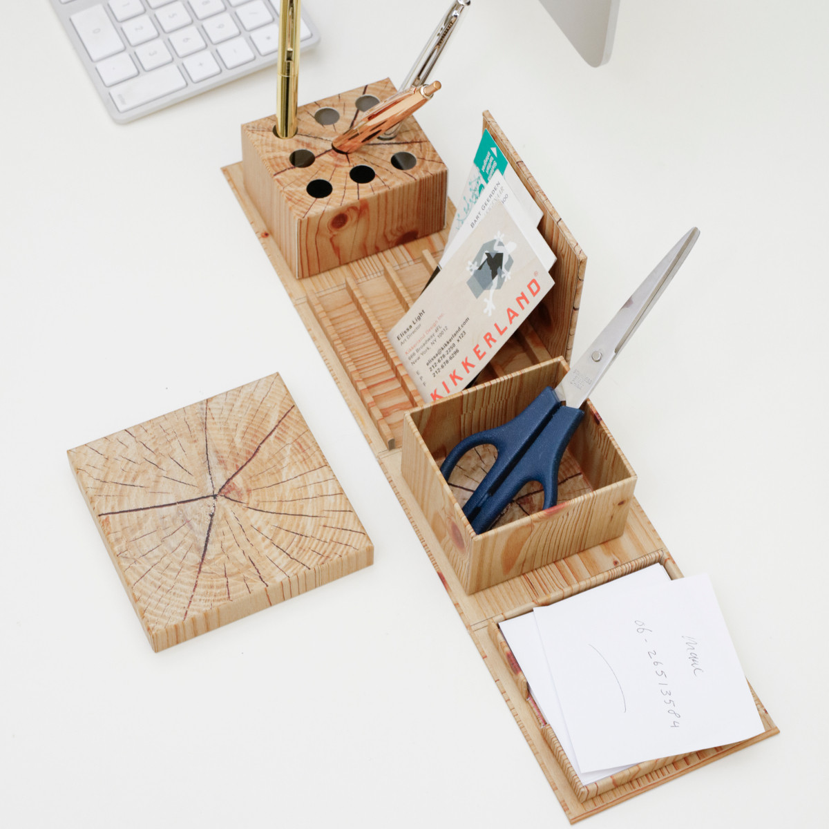 Fold Out Stationery Box - Mood