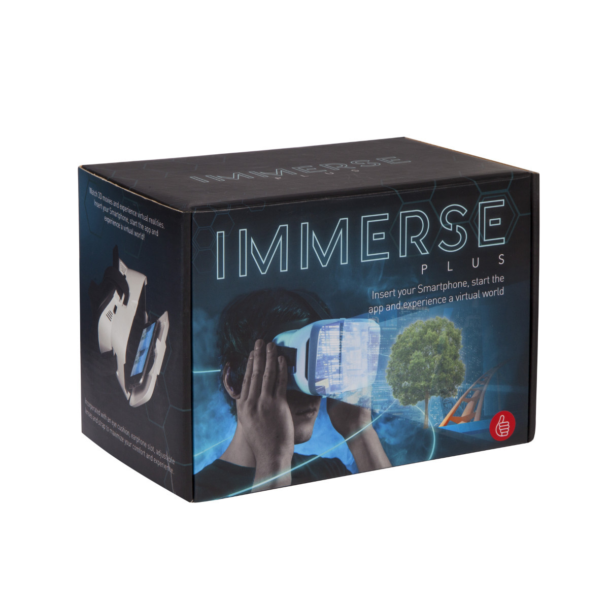 Immerse Plus Virtual Reality -lasit