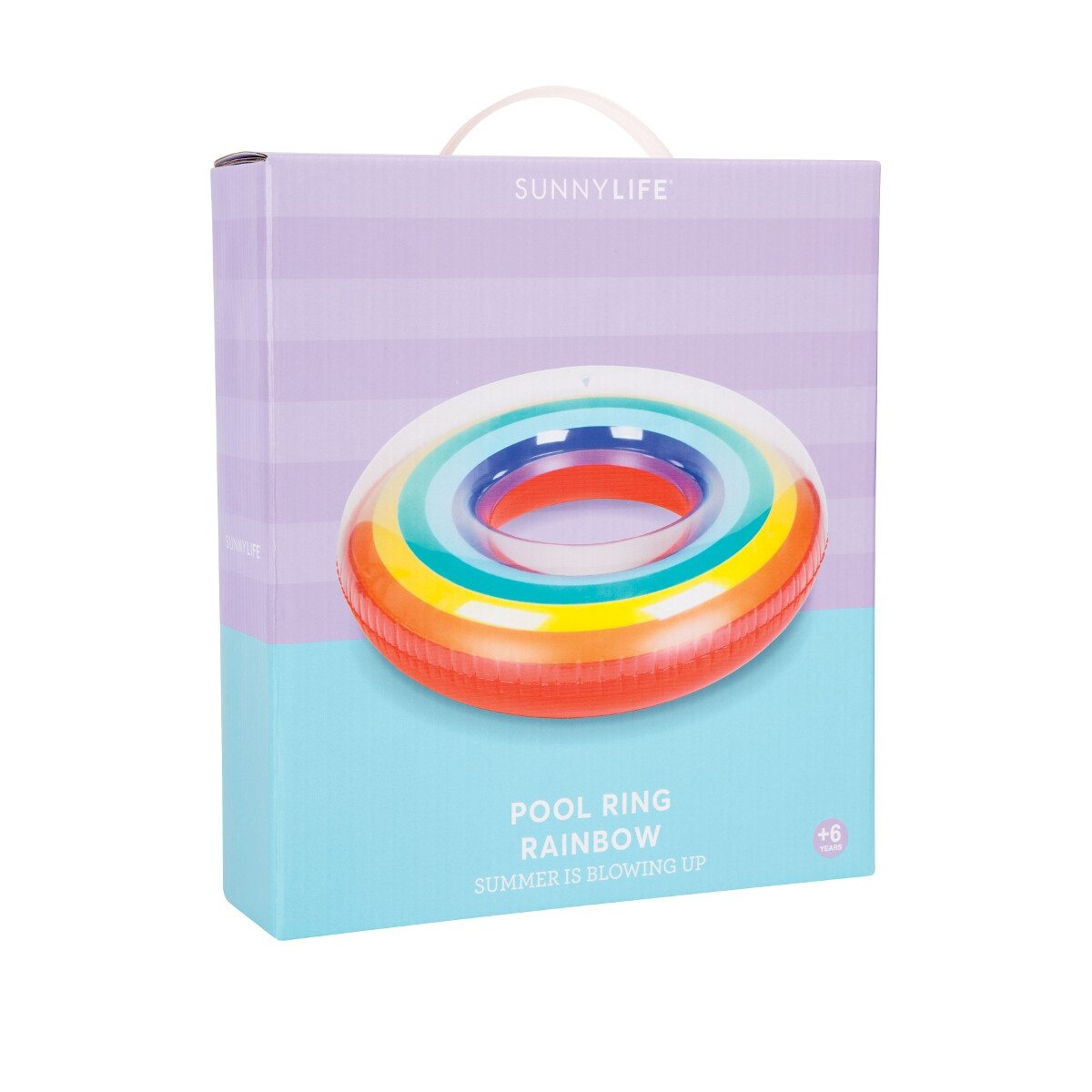 Pool Ring Rainbow - Box