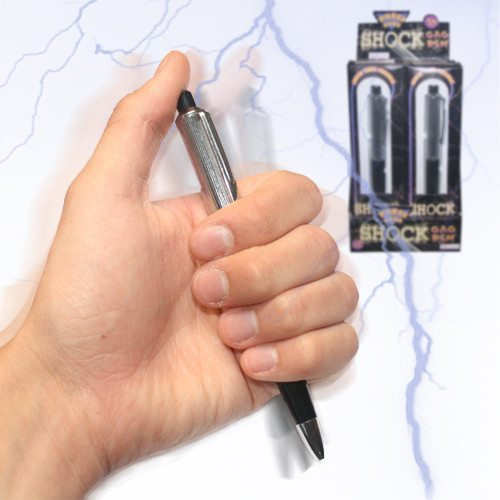 Shocking Pen - der elektrisierende Stift