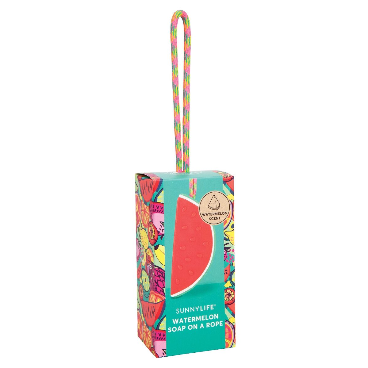 Soap on a Rope - Watermelon 4