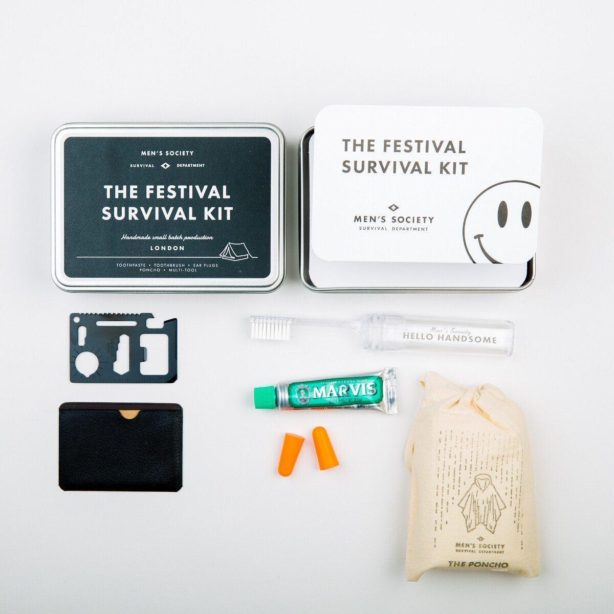 The Festival Survival Kit