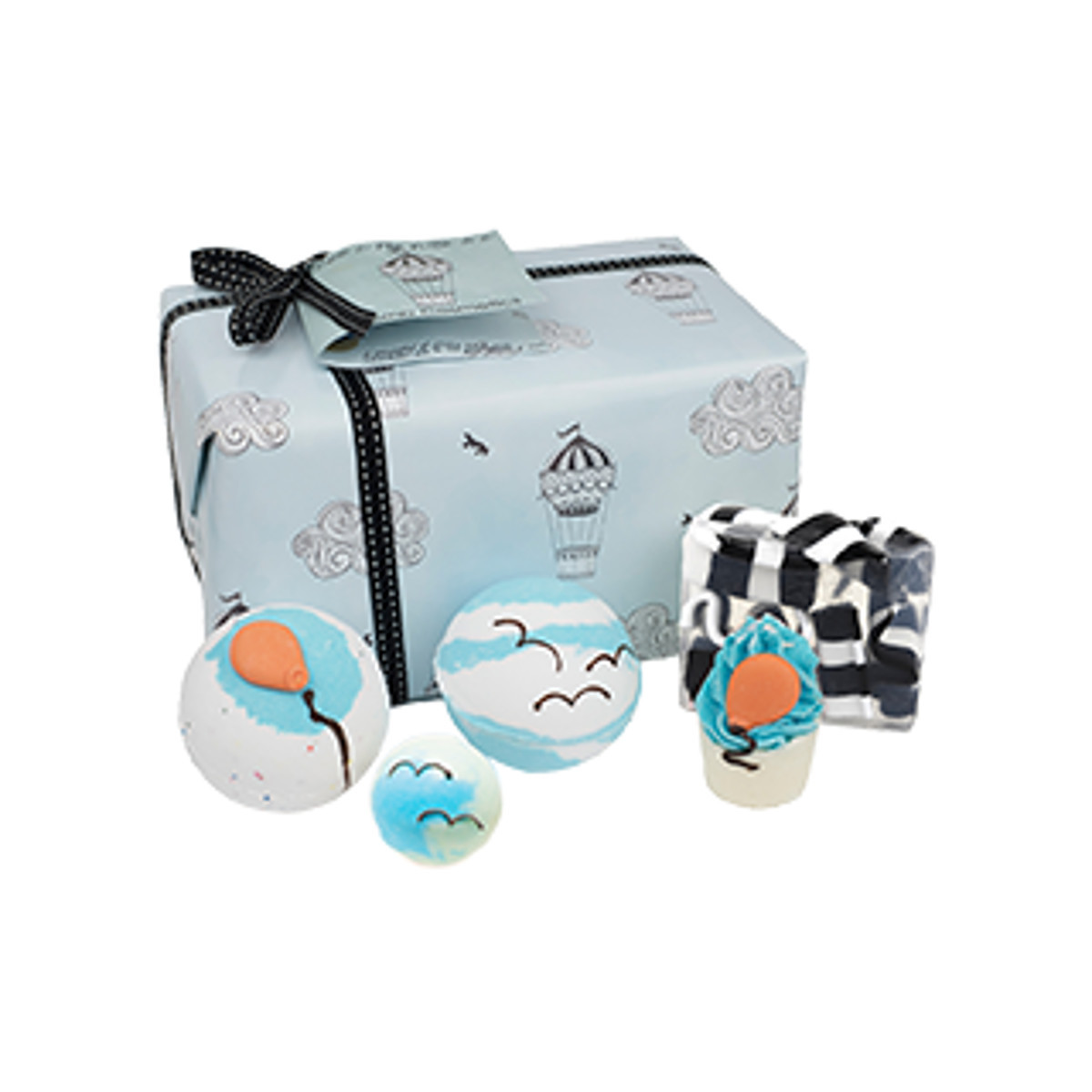 Bathing Gift set Come fly with me