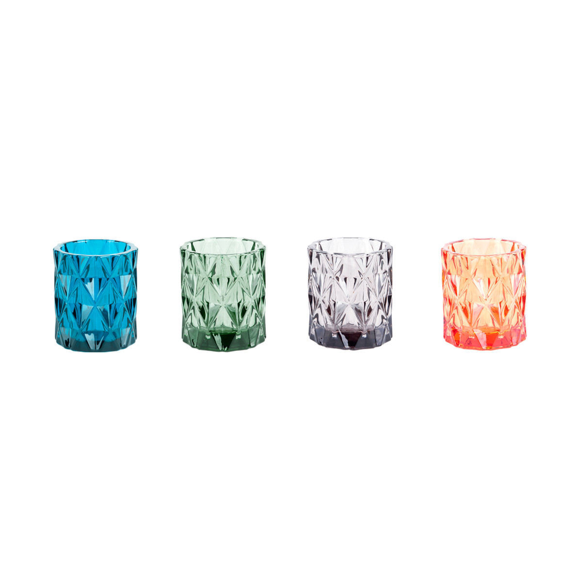 Tealight Holde Set Gem