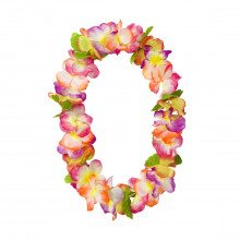 Carnival Fiesta Lei Floral Necklace