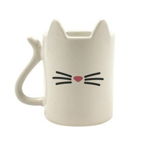 Animal Coffee Cup - Cat