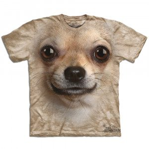 Big Face - Tier T-Shirts - Chihuahua