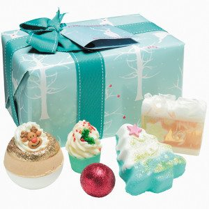 "Bade-Geschenkset ""Winter Wonderland"""