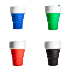 THE COLLAPSIBLE POCKET CUP