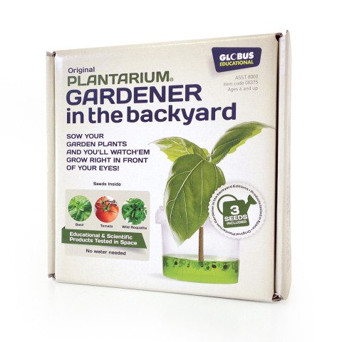 Original Plantarium ® Gardener Collection -ruukkukasvisetti