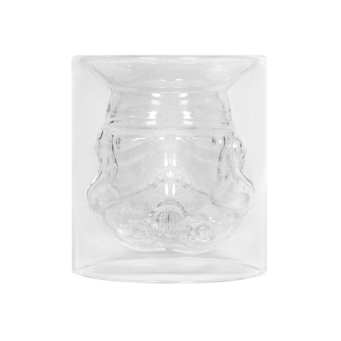 STAR WARS STORMTROOPER GLASS